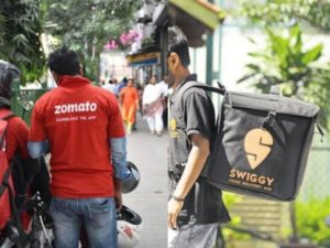 #KhabarLive Hyderabad | Hyderabad, KhabarLive, Breaking News, Business,  Analysis, zomato_swiggy-e1526548509727-300x225 The Gruelling, Competitive Life Of 'Food Delivery Agents' In Hyderabad #BigExpose #CorporateLife #HelpingHands #IndustryReport #NewsImpact #PublicVoice #SmartCity #WeekendSpecial Business Contoversy Corporate Woes Featured Food & Cuisine Investigation