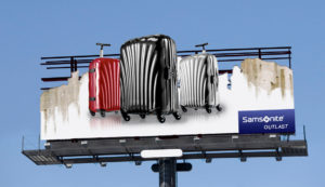 #KhabarLive Hyderabad | Hyderabad, KhabarLive, Breaking News, Business,  Analysis, Samsonite-out-last-Creative-Billboard-300x173 Watch Video: How Samsonite Has Made Every Traveler's Life Better? #ExclusiveVideo Advertising & Marketing Promotional Feature Sponsored