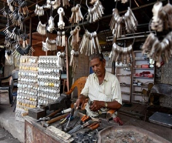 A Story Of A 'Locksmith' In Old City Of Hyderabad