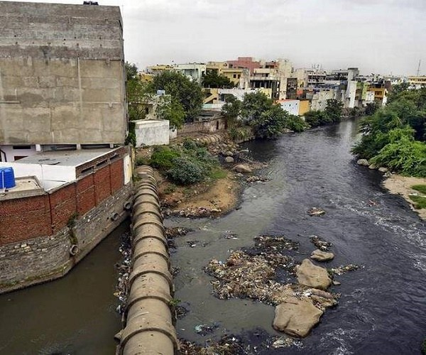 Image result for musi river