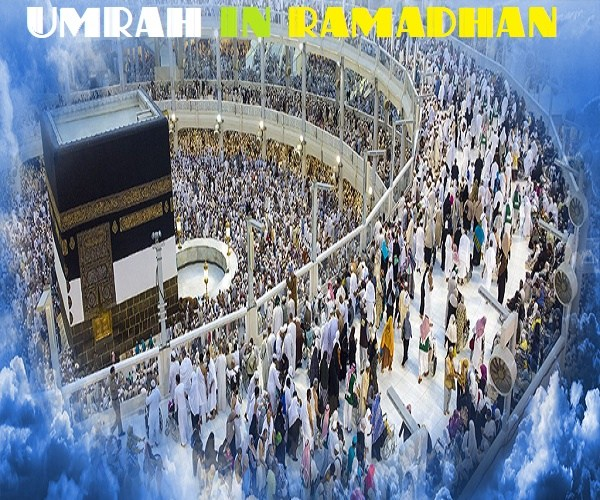 Umrah Banner: Holy 'Ramadhan' Month And Summer Holidays Doubles The