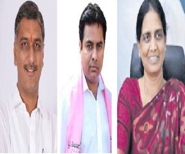 Why KTR, Harish Rao And Sabitha Indra Reddy Likely To
